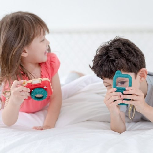 Plan Toys Plan Toys babyspeelgoed | My First Phone