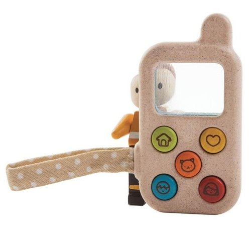 Plan Toys Plan Toys babyspeelgoed   My First Phone