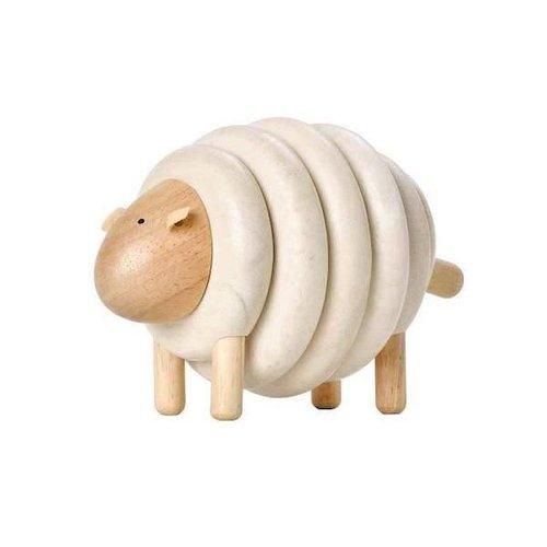 Plan Toys Plan Toys stapelfiguur | Schaap