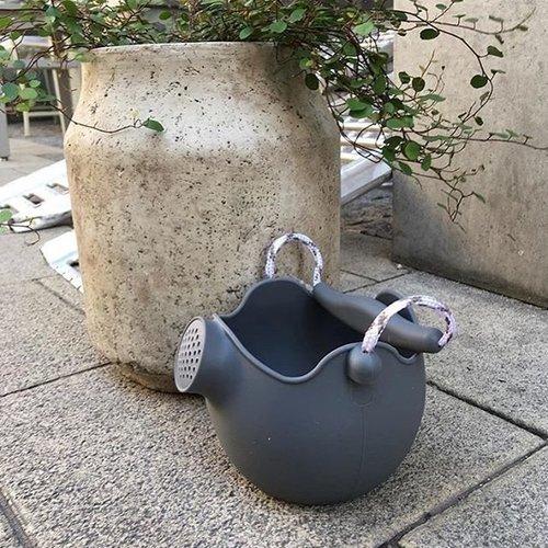 Scrunch Scrunch Watering Can Gieter | Charcoal