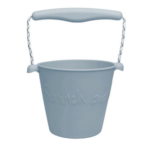 Scrunch Scrunch bucket emmertje | Duck Egg Blue
