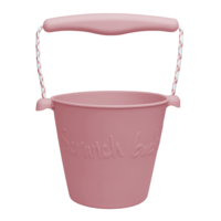 Scrunch bucket emmertje | Dusty Rose