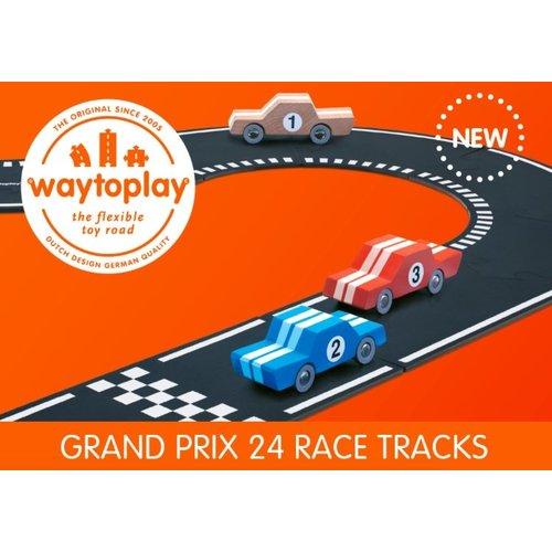 Waytoplay Waytoplay autobaan | Grand Prix 24-delig