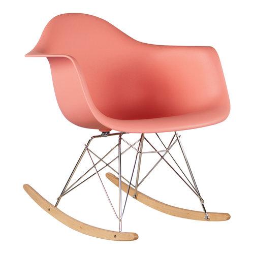 Eames kinderstoel Eames schommelstoel | RAR salmon