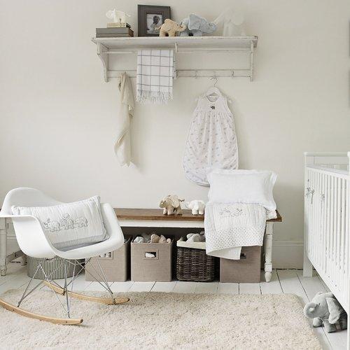 Eames kinderstoel Eames schommelstoel | RAR taupe