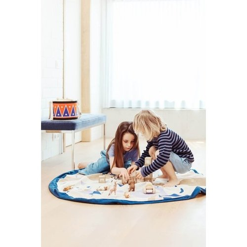 Play and Go Play and Go Opbergzak en speelkleed | Circus