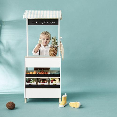 Kids Concept Kids Concept houten marktkraam | Bistro