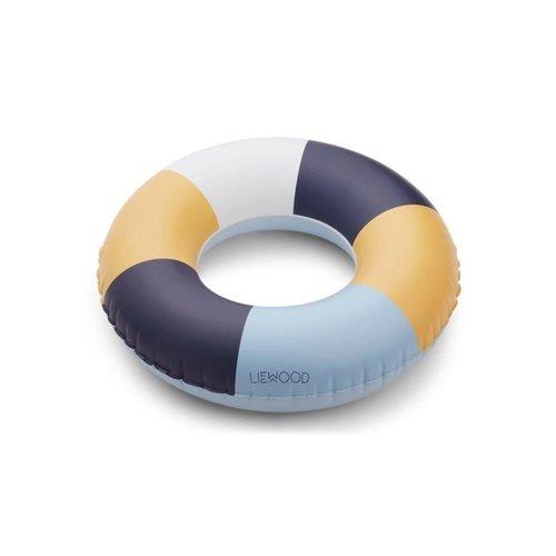 Liewood Liewood Zwemband | Baloo Swim Ring Blue Mix