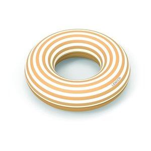 Liewood Liewood zwemband Stripe Yellow Mellow