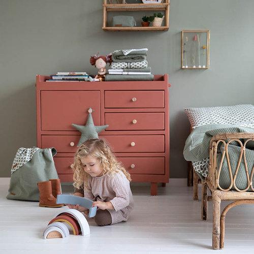 Little Dutch Little Dutch | Houten regenboog Pure & Nature