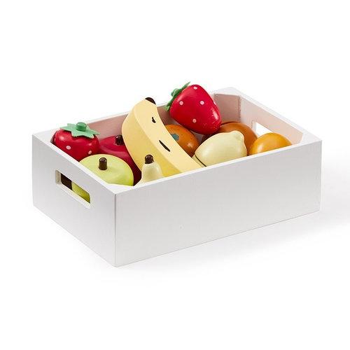 Kids Concept Kids Concept houten fruitkistje