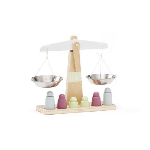 Kids Concept Kids Concept houten weegschaal | Bistro