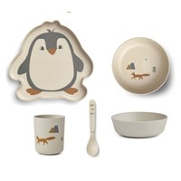 Liewood servies set | Artic Mix