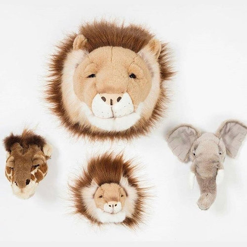 Wild and Soft Wild and Soft Safari box | set van 3
