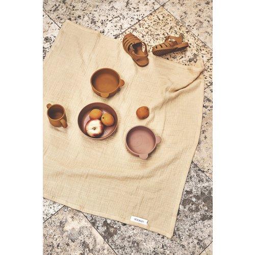 Liewood Liewood bakjes Iggy silicone bowl | Rose mix (set van 4)