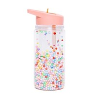 Petit Monkey drinkfles marcaron pops soft coral
