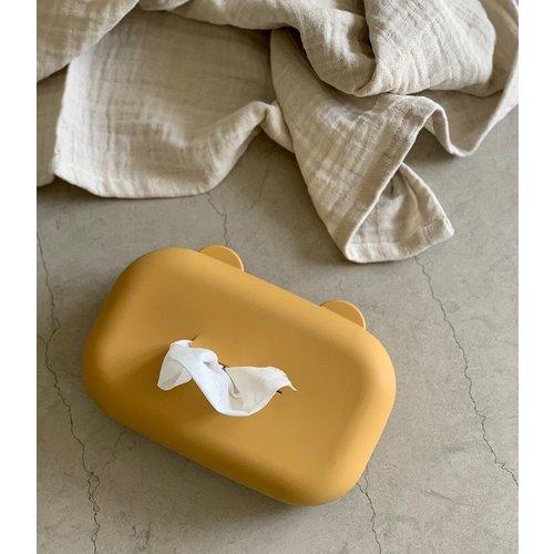 Liewood Liewood Billendoekjes cover Emi | Mustard