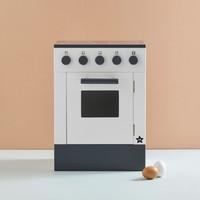 kids Concept houten oven Bistro | Wit