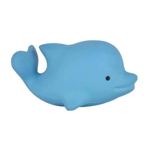Tikiri Tikiri bijt/badspeelgoed | Dolfijn