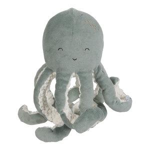 Little Dutch Little Dutch Knuffel Octopus | Ocean mint