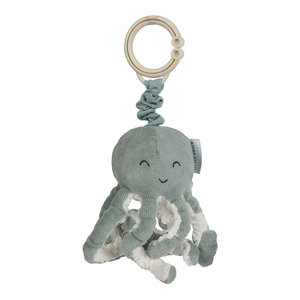 Little Dutch Little Dutch trilfiguur Octopus | Ocean Mint