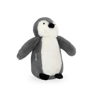 Jollein Jollein knuffel Pinguin | Stone Grey