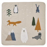 Liewood Glenn activity blanket | Artic Mix