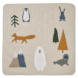 Liewood Liewood Glenn activity blanket | Artic Mix
