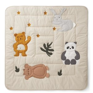Liewood Liewood Glenn activity blanket | Classic Sandy