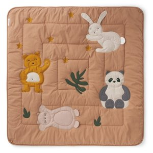 Liewood Liewood Glenn activity blanket | Tuscany Rose