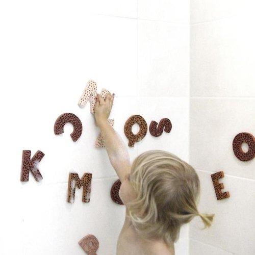 Van Pauline Van Pauline Badspeelgoed badletter | Roze