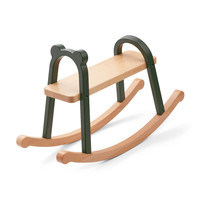 Liewood Lina rocking horse | Hunter Green