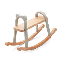 Liewood Lina rocking horse | Dove Blue
