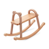 Liewood Lina rocking horse | Dark Rose
