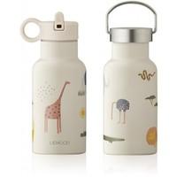 Liewood Drinkfles Anker | Safari Sandy Mix