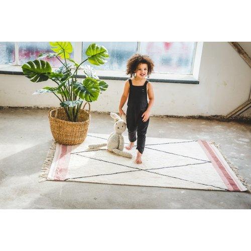 Tapis Petit Tapis Petit vloerkleed kinderkamer Ethnic pink