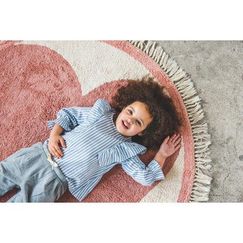 Tapis Petit Tapis Petit vloerkleed kinderkamer Round heart