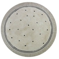 Tapis Petit vloerkleed Anna dots cream