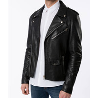 Goosecraft Biker 602 Jet Black