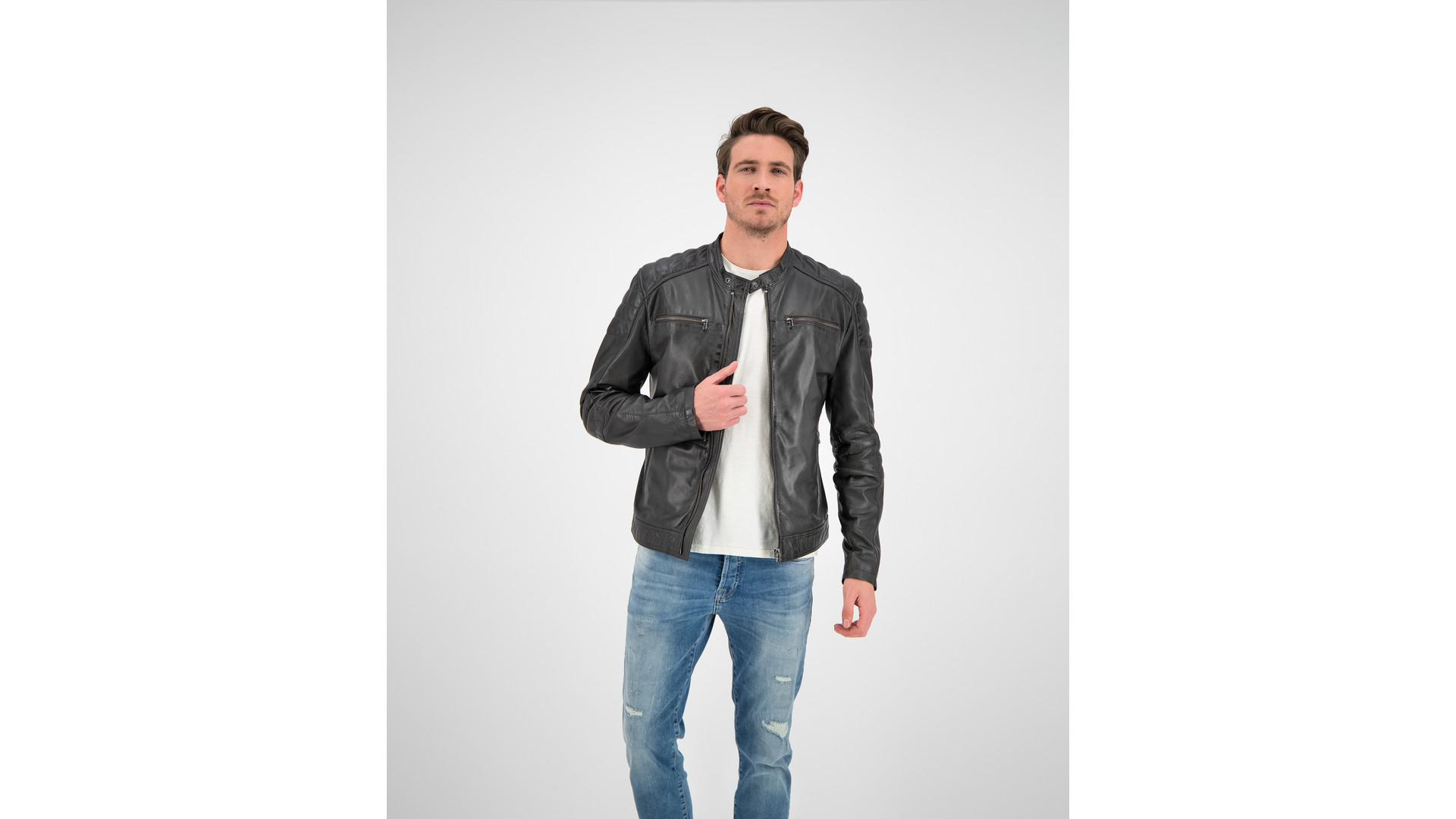 Goosecraft Jacket 965 Black GC