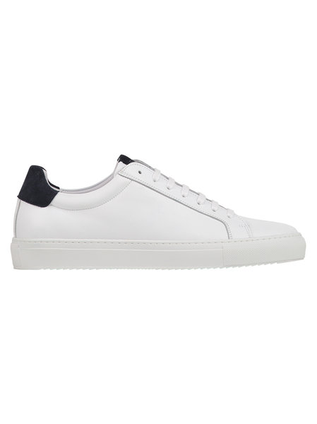 A Fish Named Fred A fish named Fred sneaker Fonz 0768 White-DBlue