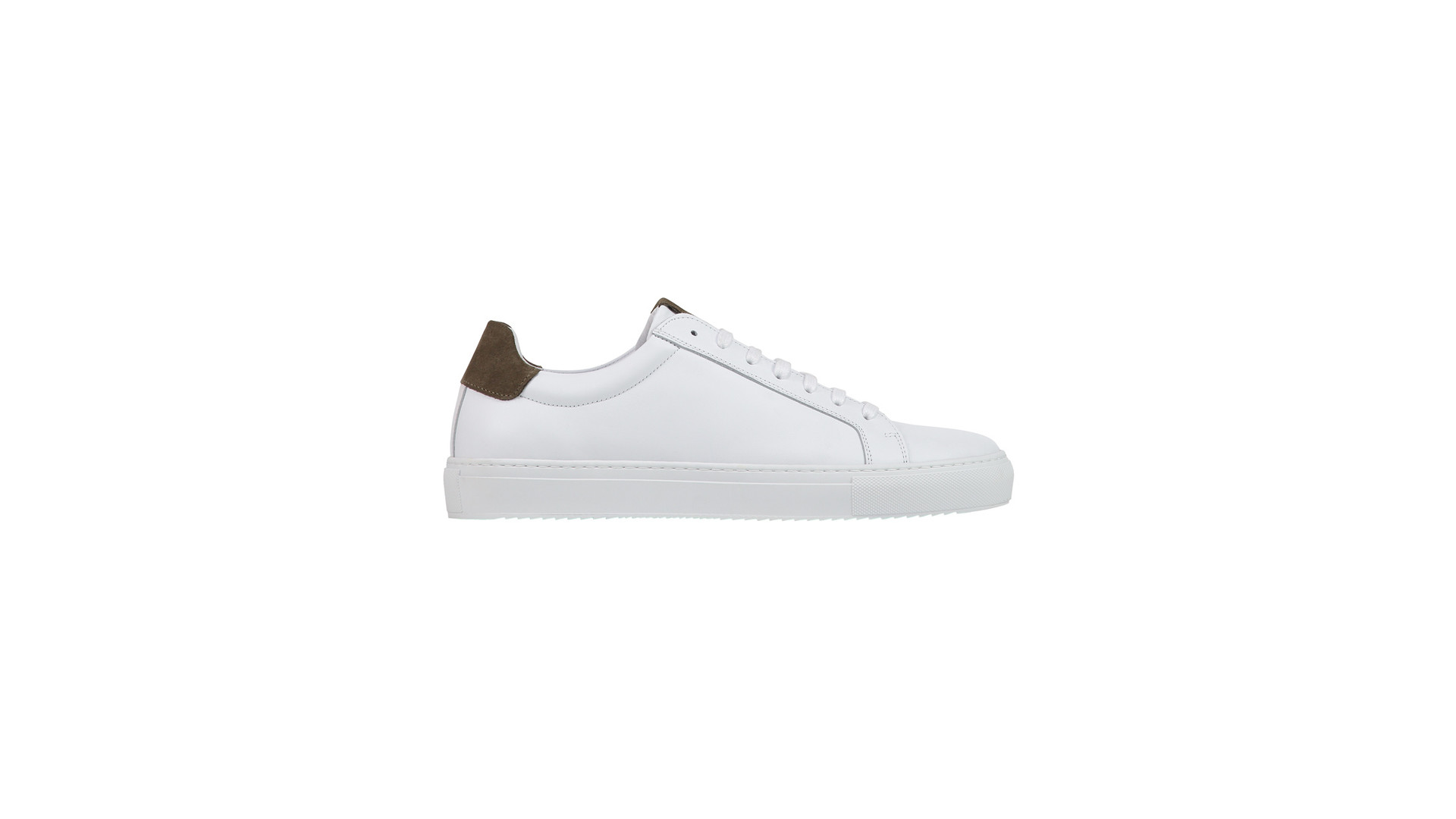 A Fish Named Fred A fish named Fred sneaker Fonz 0768 White-DGreen