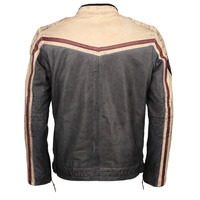 Top Gun TG-1005 Racing jacket navy/offwhite/bordeaux