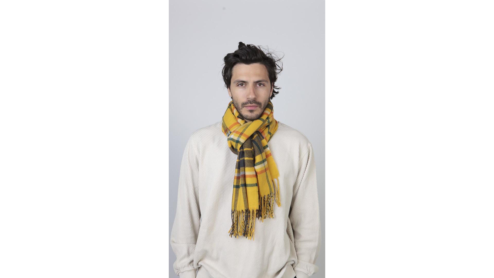 Barts 4857017  Austil Scarf yellow