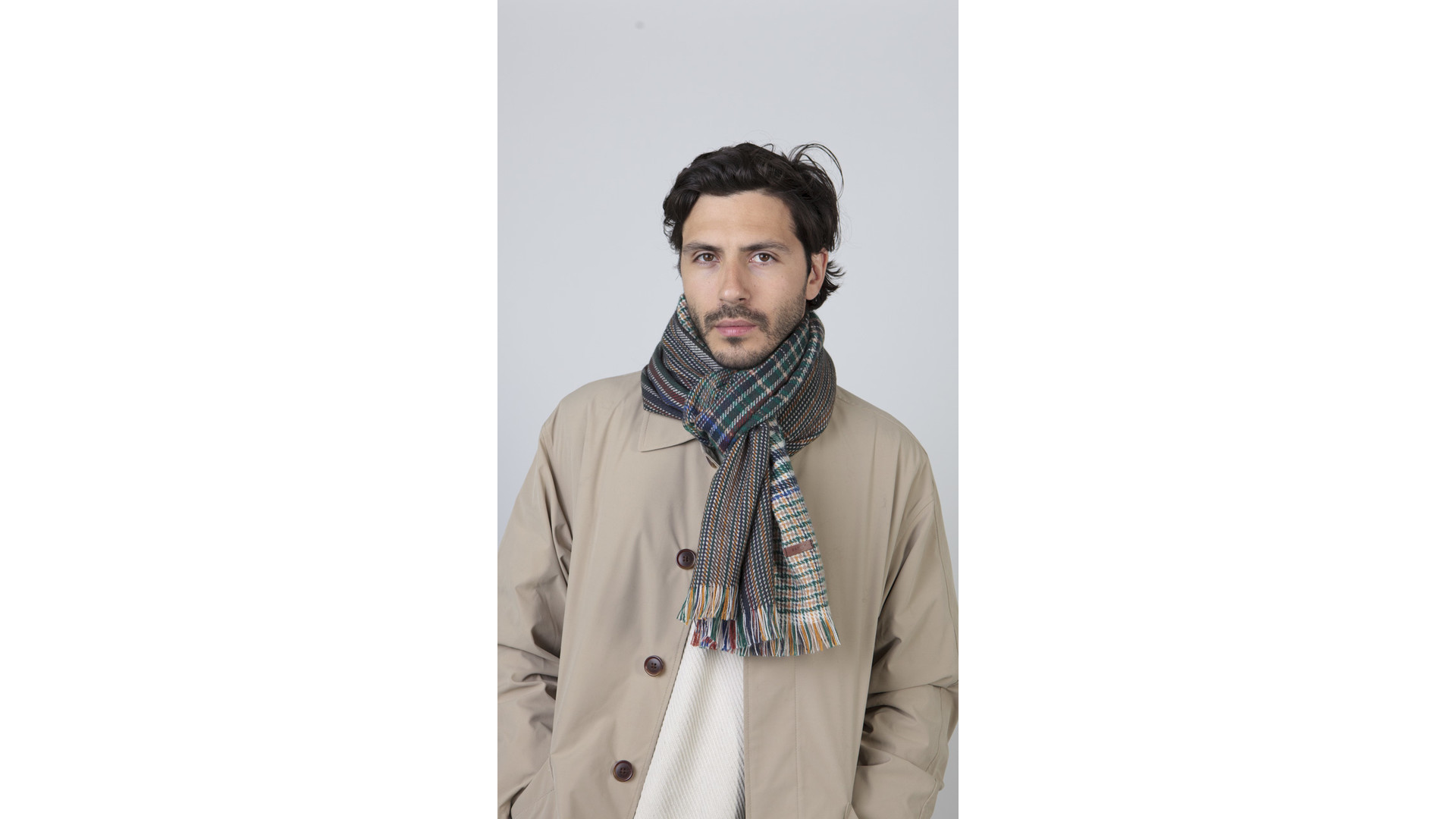 Barts 4921014 Vincent Scarf green