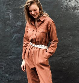 Make My Day Boilersuit Colored Buttons