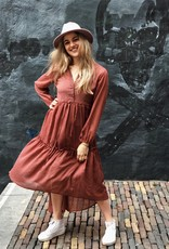 Make My Day Make my day Maxi dress layer