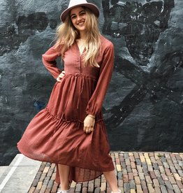 Make My Day Maxi dress layer