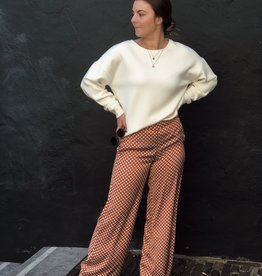 Ichi Accante Pants Picante