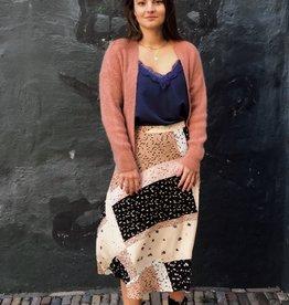 Ichi Daphnie Skirt Naturel